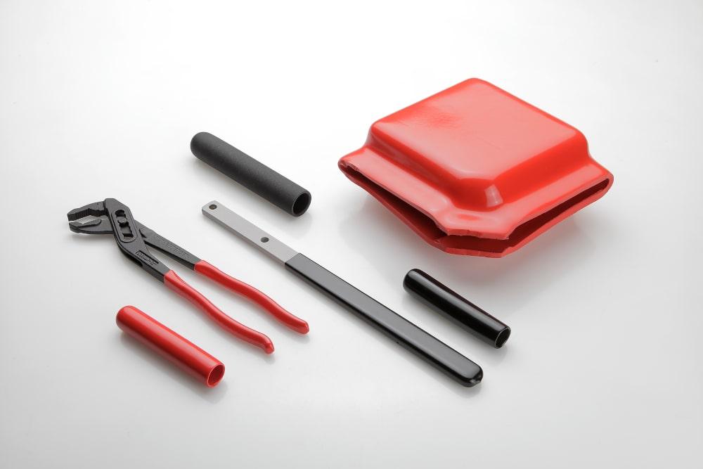 Especialistas en recubrimientos plásticos de metales
